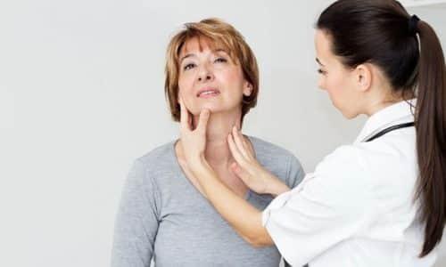 Женщины более подвержены заболеванию щитовидной железы (соотношение 4:1)